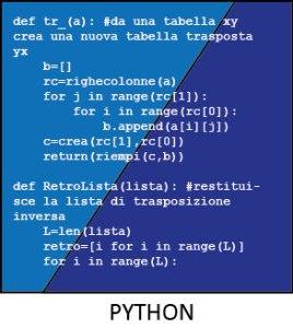 P1 (Python)