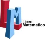 logo Liceo Matematico vettoriale con scritta Liceo Matematico JPG